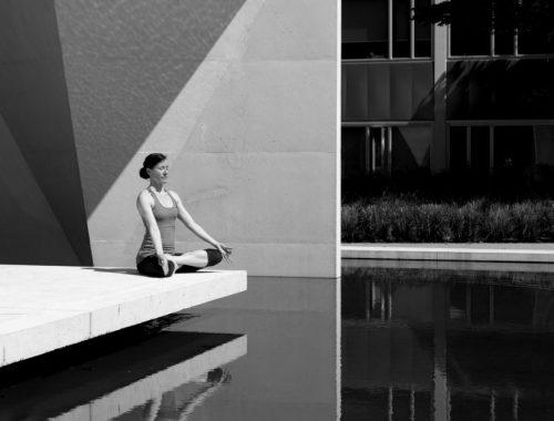 A jóga anatómia és a jóga tudománya